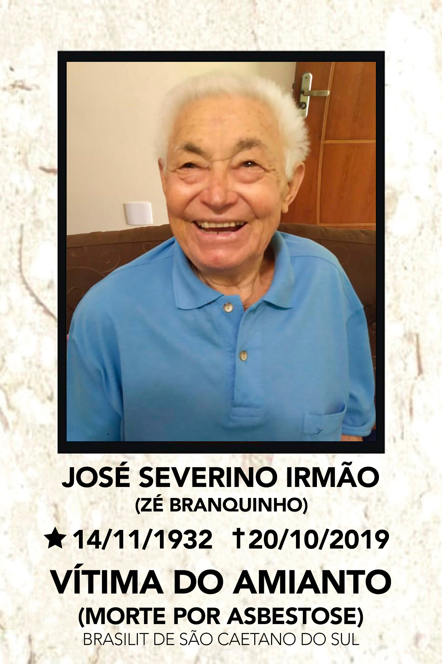 BANNER ABREA MEMORIAL JOSE SEVERINO